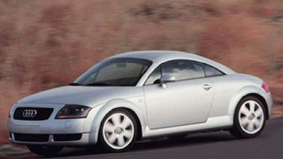 Mobil sports dengan konsumsi bahan bakar paling irit Audi TT