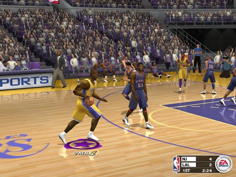 تحميل لعبة كرة السلة للكمبيوتر