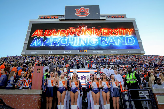 auburn university marching band aumb
