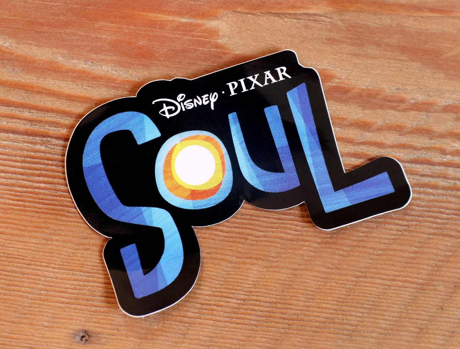 pixar soul logo sticker d23 expo 2019