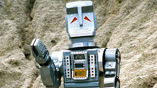 Photo of Marvin the Paranoid Android