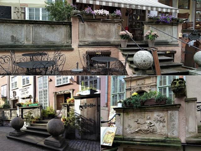 via mariacka centro storico danzica