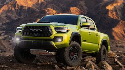 Carshighlight.com - 2022 Toyota Tacoma