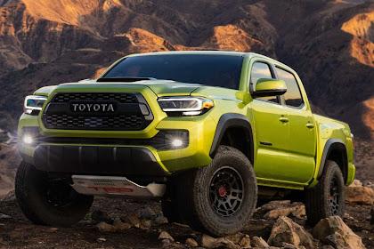 2022 Toyota Tacoma Review, Specs, Price