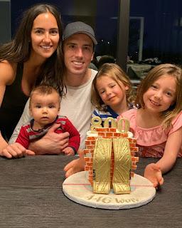 Marc Andre Fleury S Family