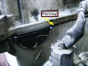Packing yang Mengalami Kerusakan