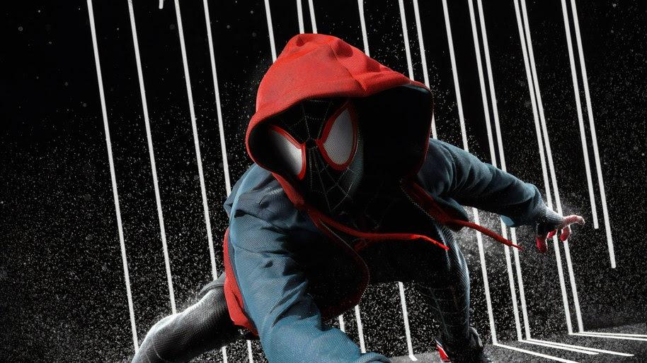Spider-Man, Miles Morales, Marvel, 4K, #241