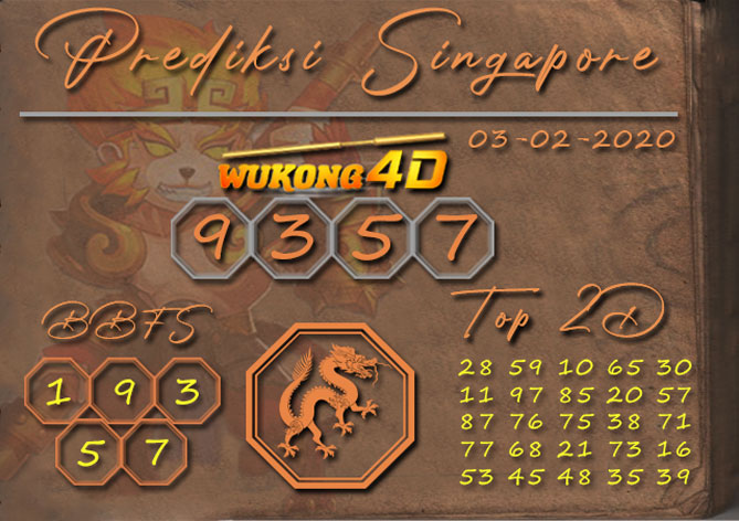 Prediksi Wukong4D