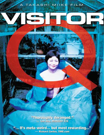 Ver Visitor Q (Bijitâ Q) (2001) Online