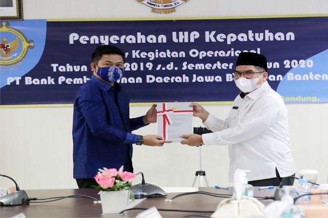 DPRD Jabar Apresiasi Kinerja BJB di Masa Pandemi, Pendapatan Meningkat