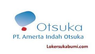 Lowongan Kerja PT Amerta Indah Otsuka (Sukabumi Plant) Terbaru