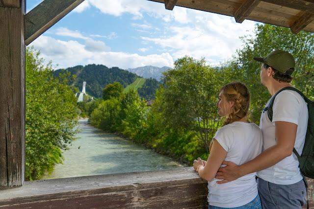 Entdeckungstour Wasser Partnach - Wetterstein Route | Wandern Garmisch-Partenkirchen 14