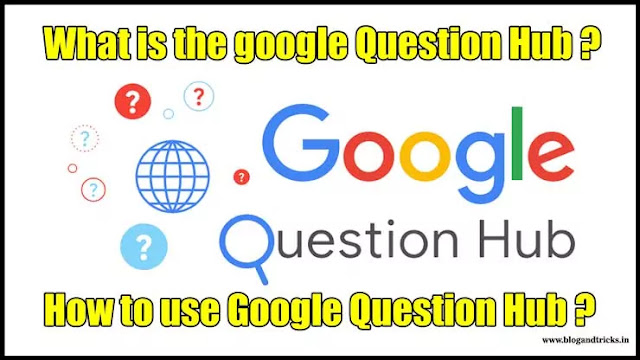 What-is-the-google-Question-Hub