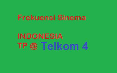 Frekuensi Sinema Indonesia Menambah Daftar Saluran Tv Di Telkom 4