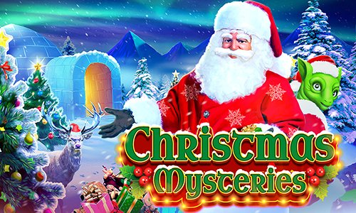 Christmas Mysteries gioco in HTML