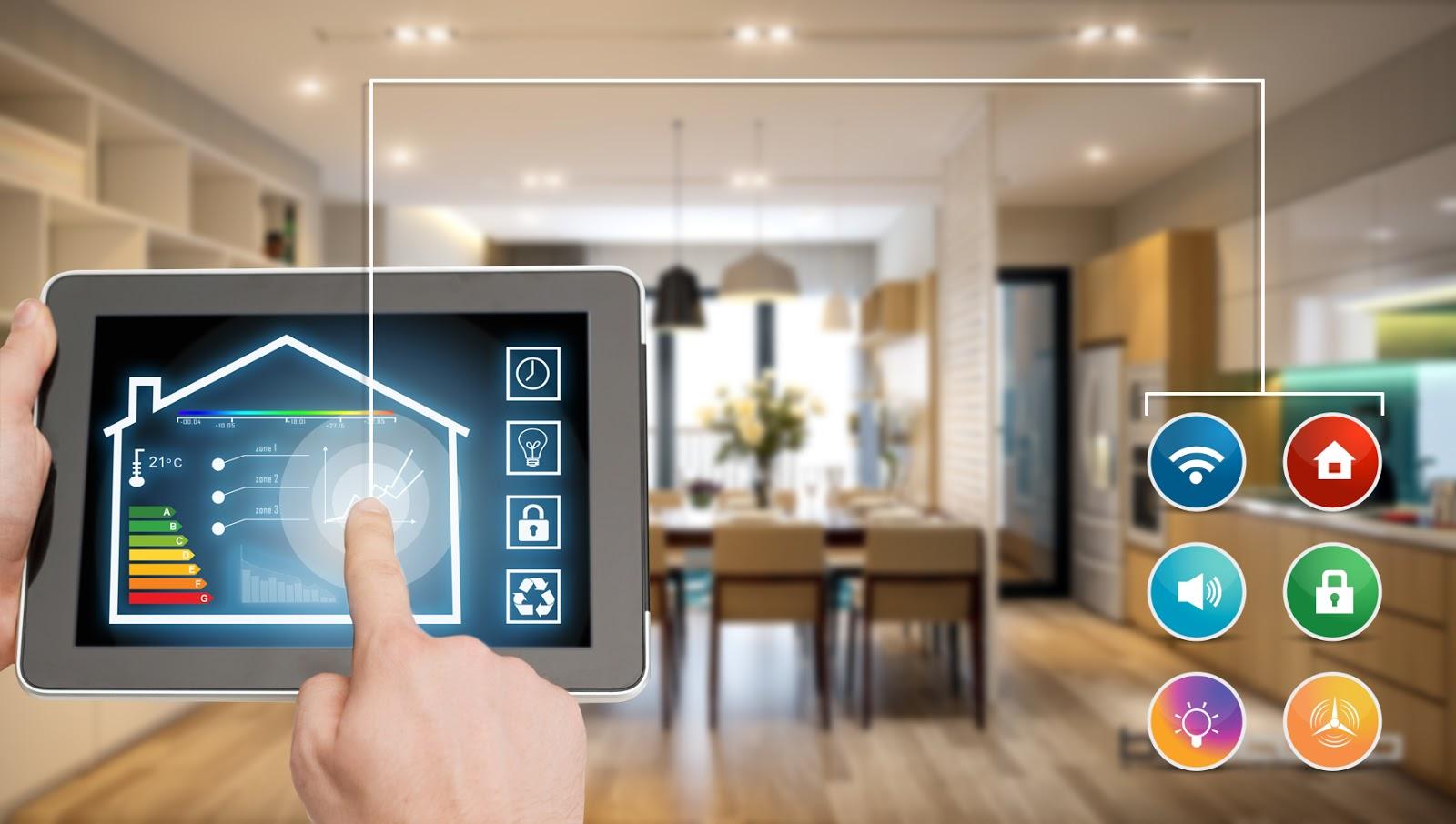 Smart Home va Smart Building tại chung cư One18