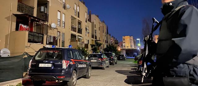22 arresti per spaccio di droga a Villaggio Falcone, Roma [VIDEO]