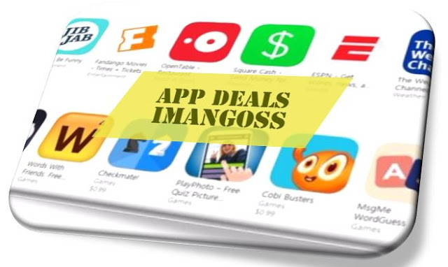 we bring you a daily app deals for you to download these awesome paid iPhone and iPad apps for that have gone free on AppStore for limited time because we don't know when their price could go up in the App Store