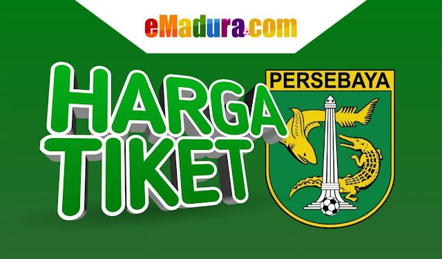 Harga Tiket Persebaya Vs Madura United Di Liga 1 2019