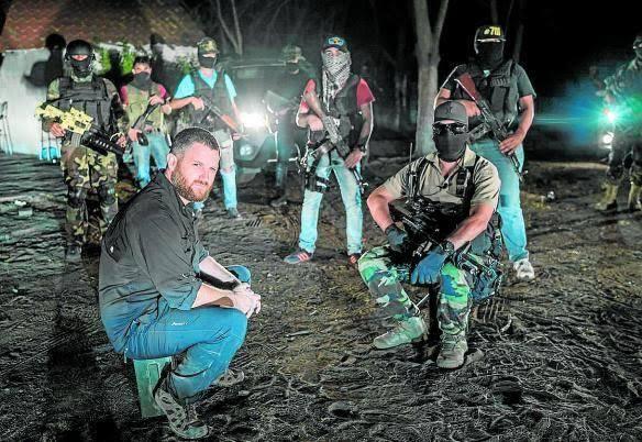 Hallan muertos al periodista David Beriáin y el camarógrafo Roberto Fraire en Burkina Faso, fueron los que hicieron un documental con Sicarios del Cártel de Sinaloa en nuestro país
