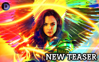 Wonder Woman 1984 New Teaser Launched Before It Release