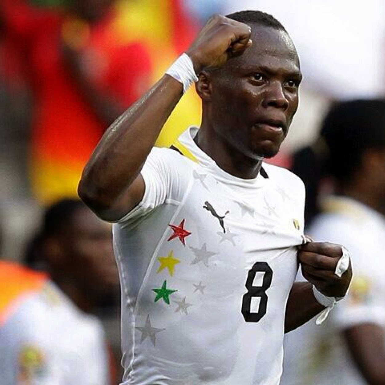 Agyemang Badu to captain Ghana Black Stars for Rwanda clash
