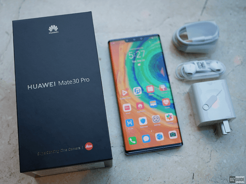 Top 5 highlights of Huawei Mate 30 Pro