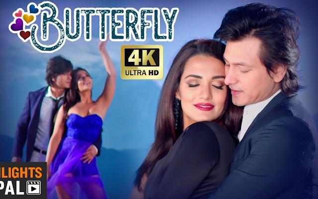 Butterfly Nepali Movie Release Date, Movie Songs, Trailer
