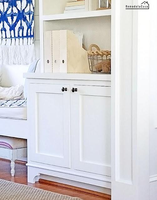 DIY - Inset cabinet doors