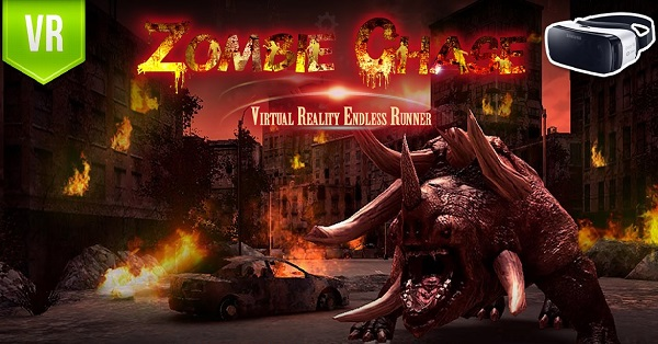Zombie Chase Virtual Reality Mod Apk Android Download