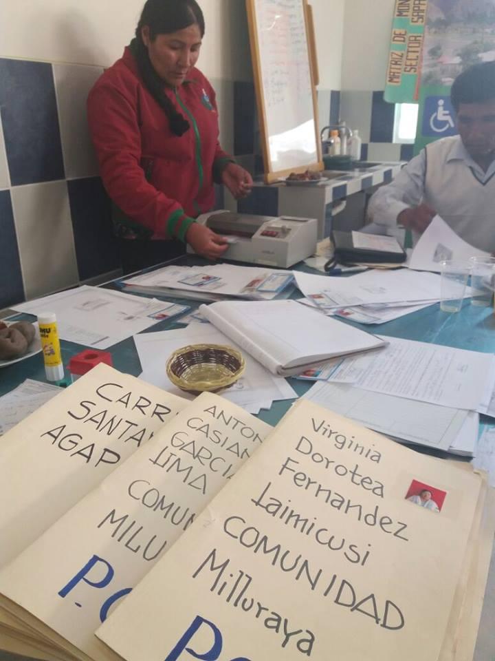 En La Paz existen 12 mil personas que cuentan con el carnet de discapacidad