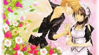Recenzie Anime - Kaichou wa Maid-sama!