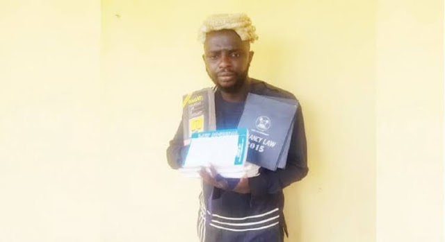 Ogun suspected fake lawyer defrauds client of N300,000