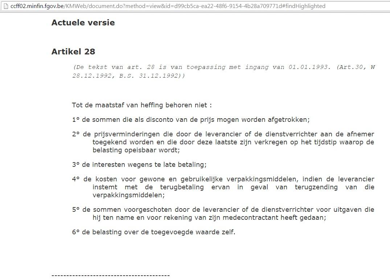 46ecf68d17a1e7 Omdat u btw op financiele korting wmf koffiemachine aanbiedingen een korting  contant op deze factuur toekent, moet de klant maar btw betalen op 98 euro  (of ...