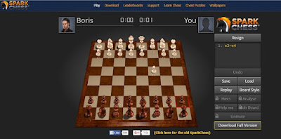 sparkchess Chess Game Free Download