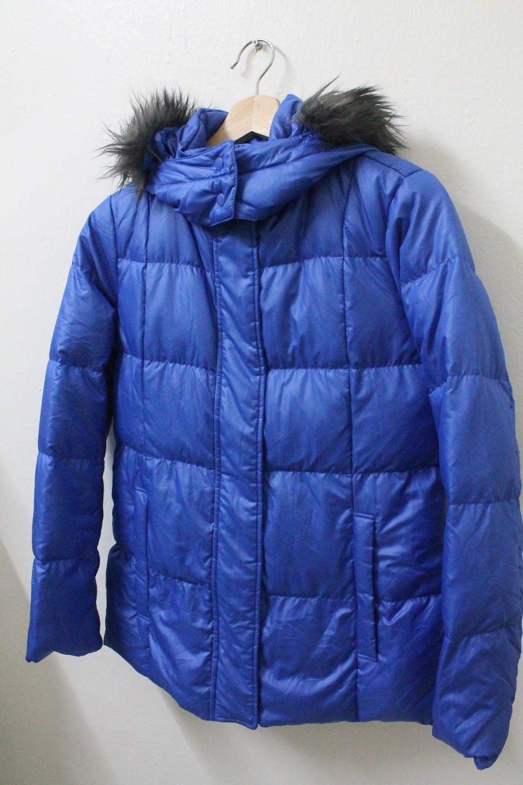 bundlebarangbaek uniqlo winter hoodie jacket size s for. Black Bedroom Furniture Sets. Home Design Ideas