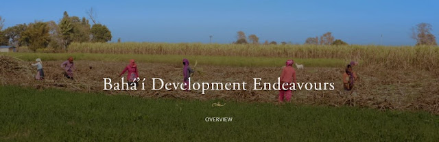 Bahá'í Development Endeavors