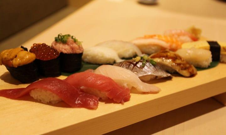 Makan makanan segar  Rahsia Wanita Jepun Kekal Ramping