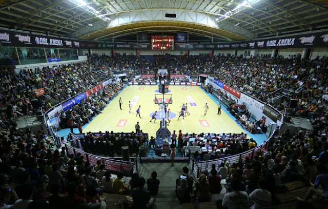 Stadion bola basket di indonesia - DBL Arena