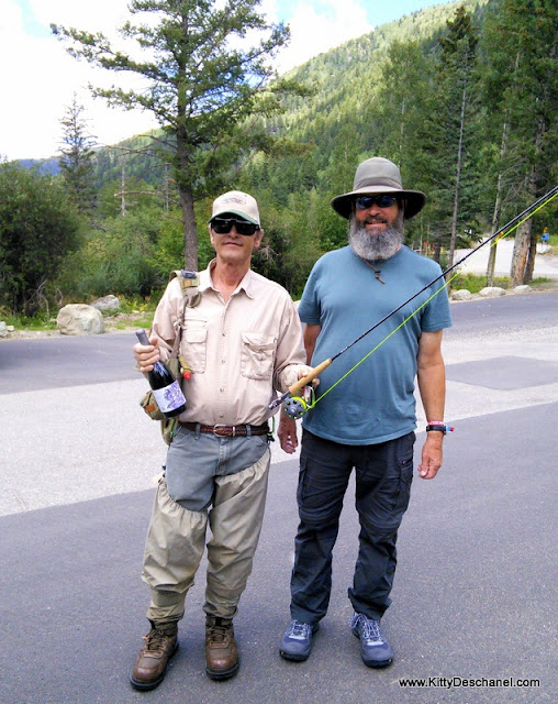 fly fishing lesson in taos nm