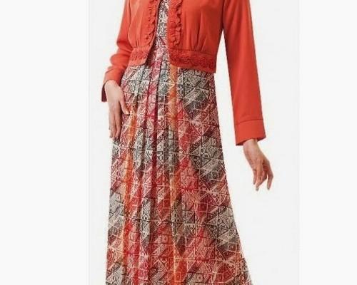 Contoh Gambar Model Baju Batik Modern Situs Informasi