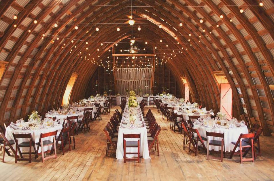 Hayloft on the Arch Wedding Venue
