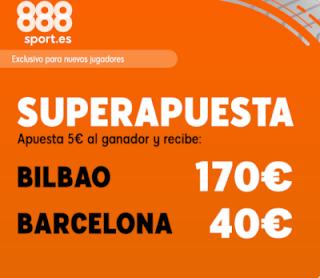 888sport superapuesta liga Athletic vs Barcelona 16 agosto 2019