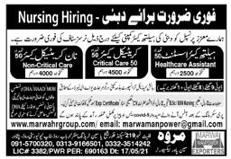 overseas-jobs-for-pakistani-nurses-2021