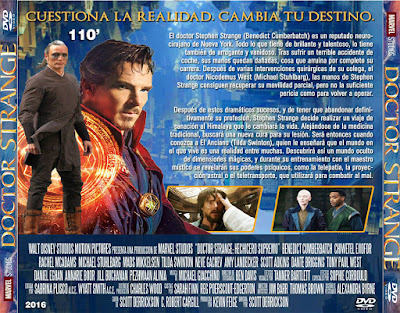 Doctor Strange - [2016]