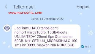 Pengalaman Internetan Lancar Pakai kartuHalo Unlimited dari Telkomsel
