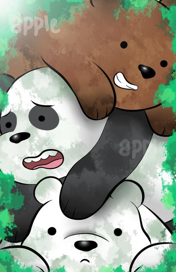 [Terbaru 2020] 20+ Wallpaper We Bare Bears Lucu- Sans Wallpaper Keren