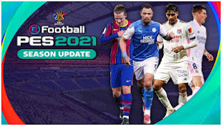 Download PES 2021 PPSSPP Special EFL Team Edition Graphics Real Face & Update Final Winter Transfer