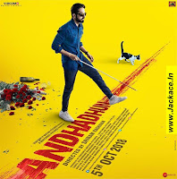 Andhadhun First Look Poster 2