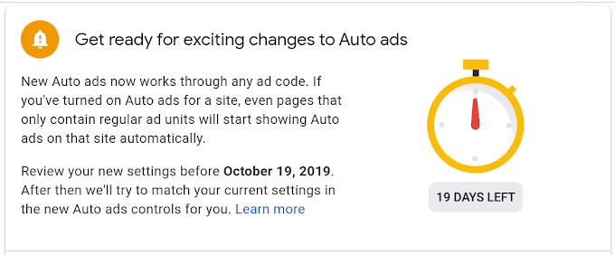 New Adsense Features